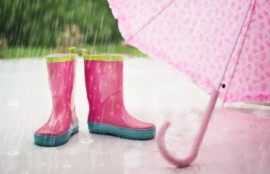 雨のイメージ画像