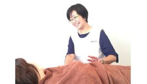 母乳相談中の画像